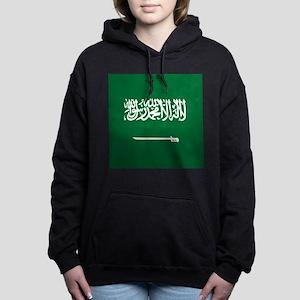 Flag of Saudi Arabia Hooded Sweatshirt