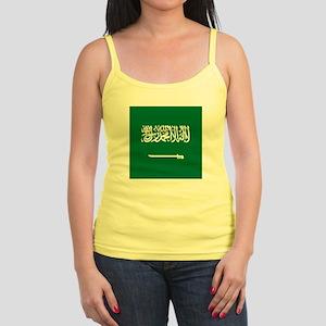 Flag of Saudi Arabia Tank Top
