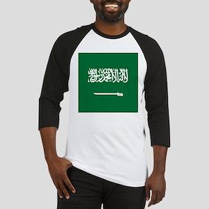 Flag of Saudi Arabia Baseball Jersey
