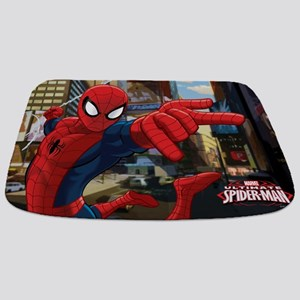 Ultimate Spider-Man Bathmat