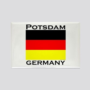 Potsdam, Germany Rectangle Magnet