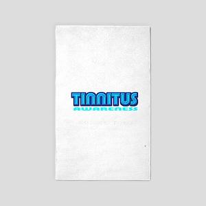 Tinnitus 3'x5' Area Rug
