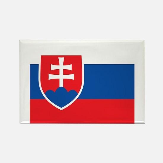 Flag of Slovakia Magnets
