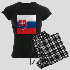 Flag of Slovakia pajamas