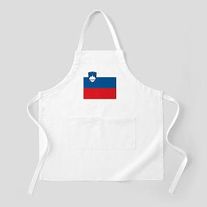 Flag of Slovenia Apron