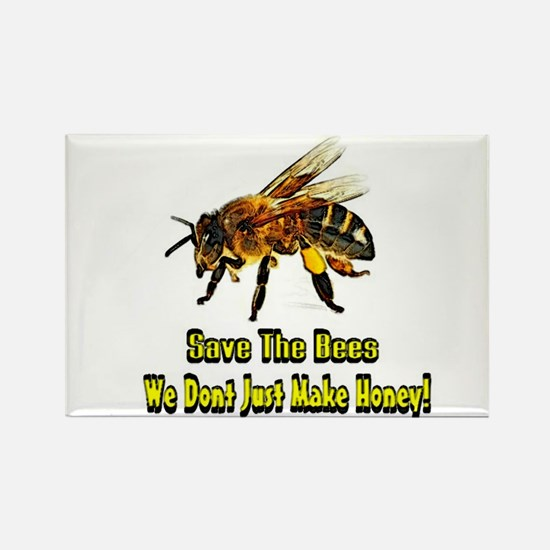 Save The Honey Bees Magnets