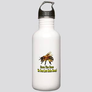 Save The Honey Bees Water Bottle