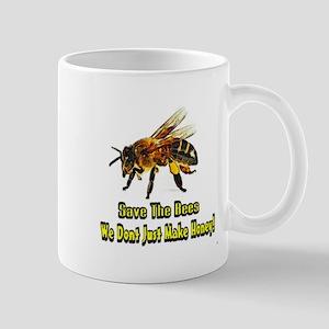 Save The Honey Bees Mugs