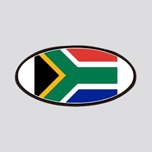 Flag of South Africa Patches