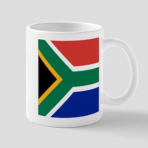 Flag of South Africa Mugs