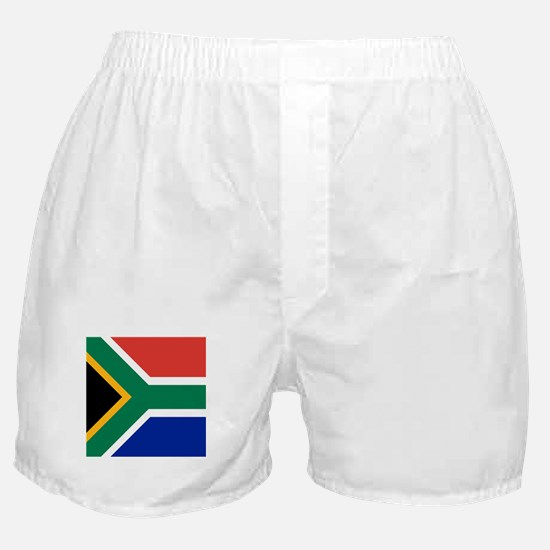 Flag of South Africa Boxer Shorts