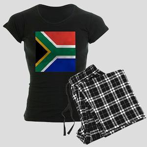 Flag of South Africa pajamas