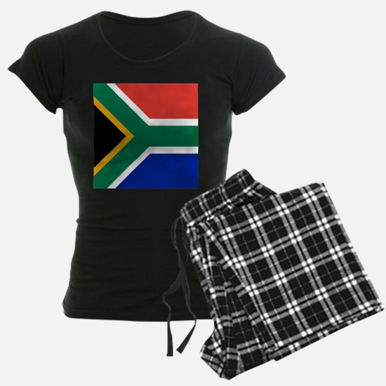 Flag of South Africa pajamas