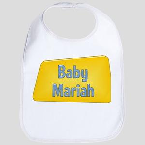 Baby Mariah Bib