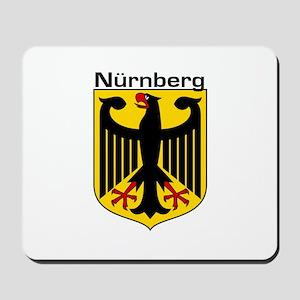 Nurnberg, Germany Mousepad