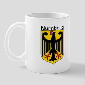 Nurnberg, Germany Mug