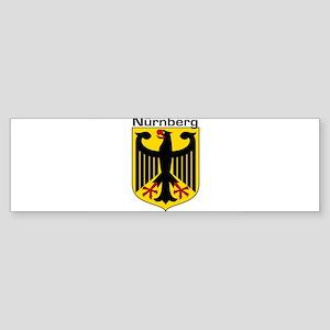 Nurnberg, Germany Bumper Sticker