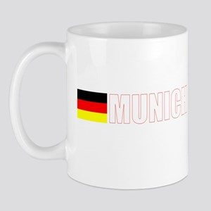 Munich, Germany Mug