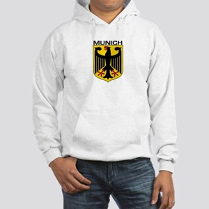Munich, Germany Hooded Sweatshirt