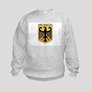 Munich, Germany Kids Sweatshirt