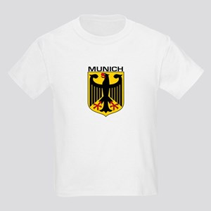 Munich, Germany Kids Light T-Shirt
