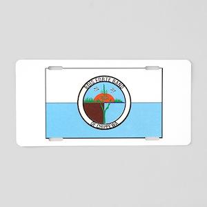 Bois Forte Band of Chippewa Aluminum License Plate