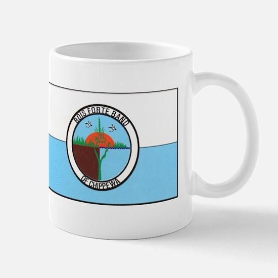 Bois Forte Band of Chippewa Mugs