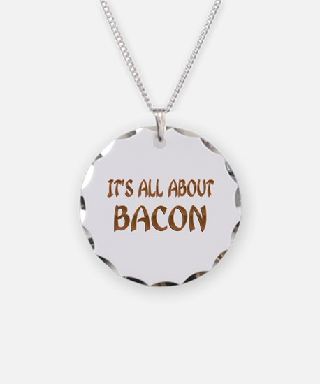 All About Bacon Necklace