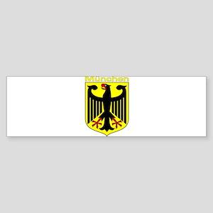 Munchen, Deutschland Bumper Sticker