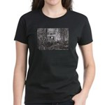 Doggy in the Window Women's Dark T-Shirt