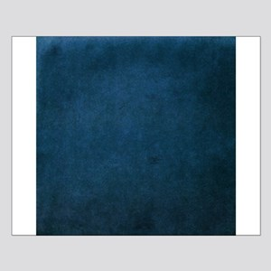 Blue suede texture Posters