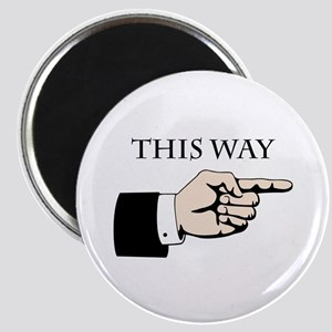 This Way Magnets