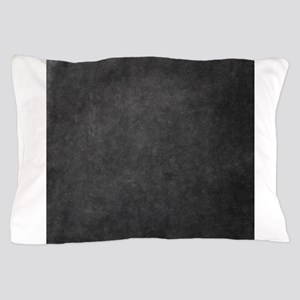 Grey suede texture Pillow Case