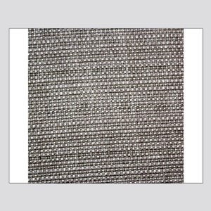 Brown woven tablecloth texture Posters
