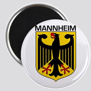 Mannheim, Germany Magnet
