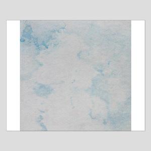 Blue cloud image Posters