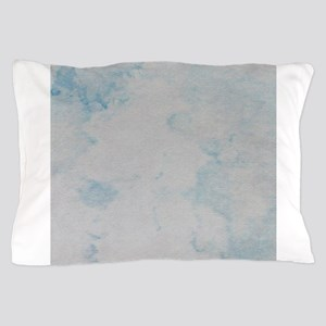 Blue cloud image Pillow Case