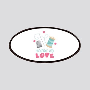 Handmade With Love Patches