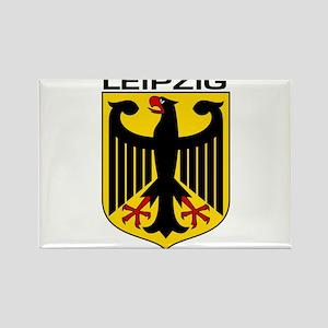 Leipzig, Germany Rectangle Magnet