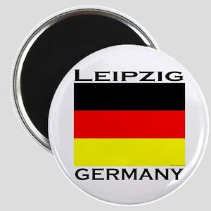 Leipzig, Germany Magnet