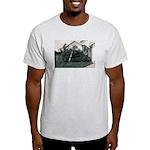 Palm Tree Window Light T-Shirt