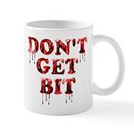 Dont Get Bit Mugs