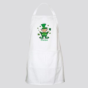 Personalized Wee Leprechaun Apron