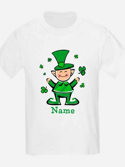 Personalized Wee Leprechaun T-Shirt