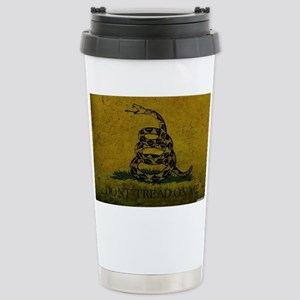 Gadsden4 Stainless Steel Travel Mug
