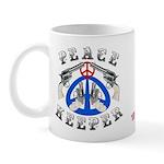 Peace Keeper Guns Mug