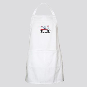 To The Rescue! Apron
