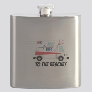To The Rescue! Flask