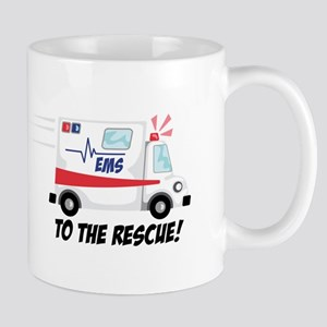 To The Rescue! Mugs