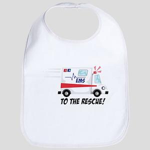 To The Rescue! Bib
